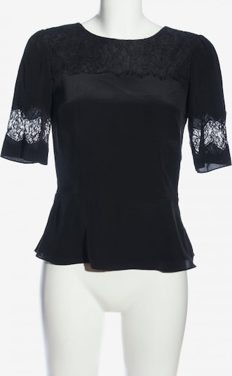 L.K.Bennett Schlupf-Bluse in XS in schwarz, Produktansicht