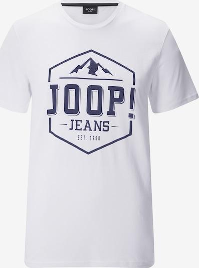 JOOP! Jeans Shirt in de kleur Zwart / Wit, Productweergave