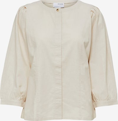 SELECTED FEMME Bluse 'Cecilie' in creme, Produktansicht