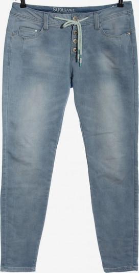 Sublevel Straight-Leg Jeans in 27-28 in blau, Produktansicht