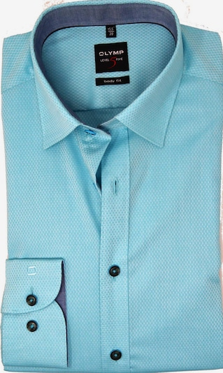 OLYMP Button Up Shirt in Turquoise, Item view