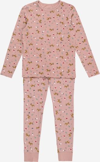 NAME IT Pyžamo - mix barev / růžová, Produkt