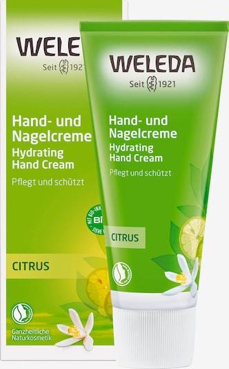 WELEDA Weleda Handcreme in grün, Produktansicht