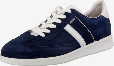 Sneaker low 'Burt' LLOYD pe albastru închis / alb, Vizualizare produs