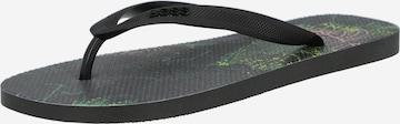 Séparateur d'orteils 'Pacific' BOSS Casual en noir