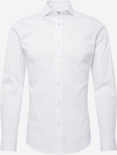 Dalykinio stiliaus marškiniai 'FARRELL 5' iš Tiger of Sweden , spalva - balta, Prekių apžvalga