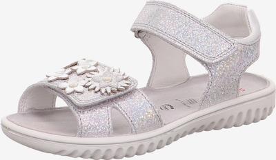 SUPERFIT Sandales en argent, Vue avec produit