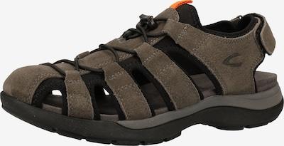 CAMEL ACTIVE Sandale in schlammfarben, Produktansicht