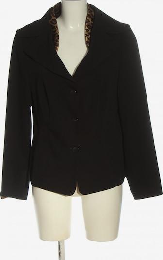 SINGH S. MADAN Kurz-Blazer in XXL in schwarz, Produktansicht