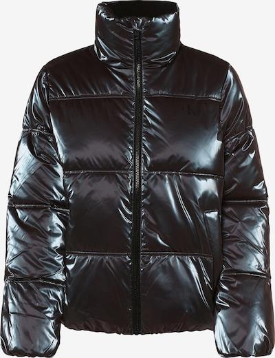 Calvin Klein Jeans Winterjacke in silber, Produktansicht