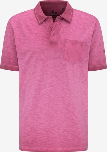 PIONEER Polo-Shirt in pink, Produktansicht