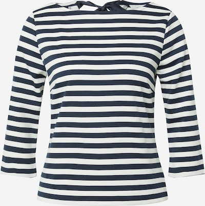 VILA Shirt 'TINNY' in navy / weiß, Produktansicht