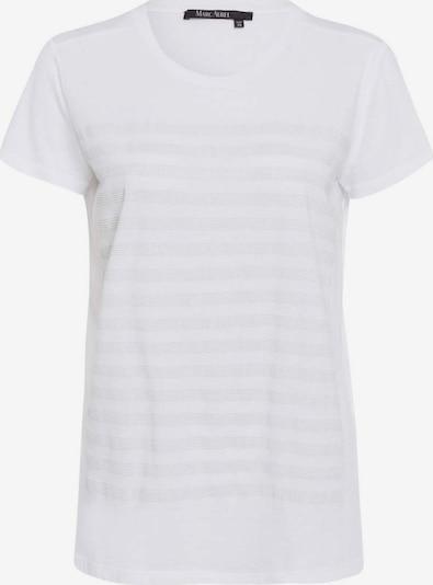 MARC AUREL T-Shirt in weiß, Produktansicht