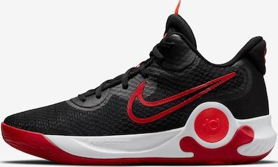 NIKE Sportschuh in rot / schwarz / weiß, Produktansicht