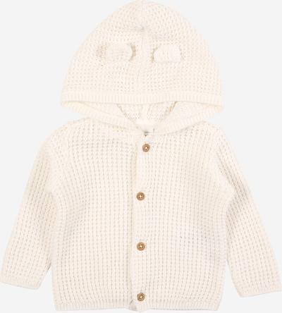 Carter's Gebreid vest 'LAYERING' in de kleur Wolwit, Productweergave