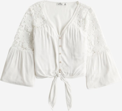 HOLLISTER Blouse in de kleur Wit, Productweergave