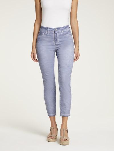 Linea Tesini by heine Jeans in taubenblau, Modelansicht