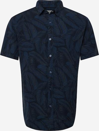 ESPRIT Košulja u mornarsko plava / noćno plava / kaki, Pregled proizvoda