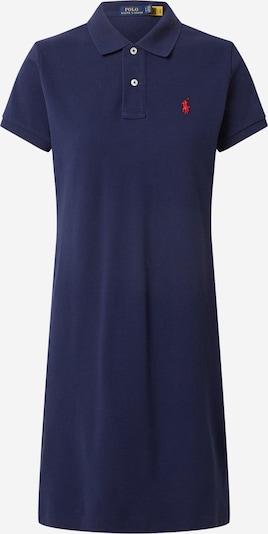 POLO RALPH LAUREN Šaty - námořnická modř / ohnivá červená, Produkt