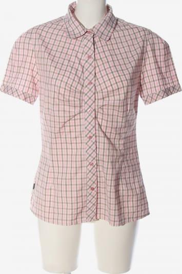 ODLO Kurzarmhemd in M in khaki / pink / weiß, Produktansicht
