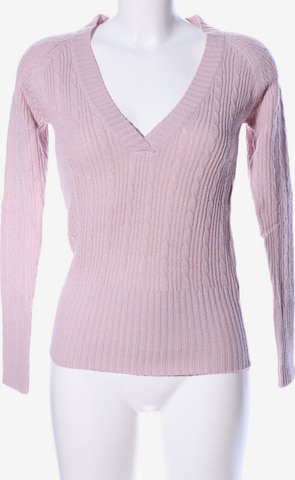 Urban Surface Sweater & Cardigan in S in Pink