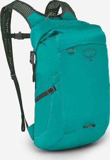Osprey Rucksack in blau / schwarz, Produktansicht