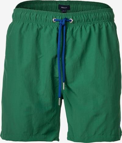 GANT Badeshorts in blau / grün, Produktansicht