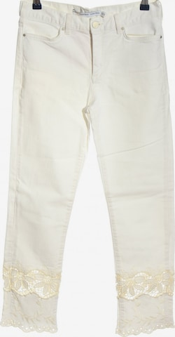 & Other Stories Jeans in 27-28 in White