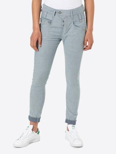 Gang Jeans 'MARGE' in grey denim, Modelansicht