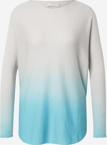 120% Lino Sweater in Blue