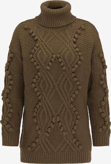 MYMO Pullover in schlammfarben, Produktansicht
