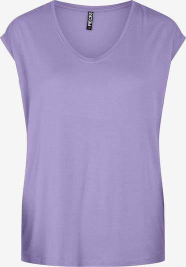PIECES T-Shirt 'Billo' in lavendel, Produktansicht