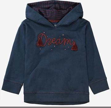 BASEFIELD Sweatshirt in Blau