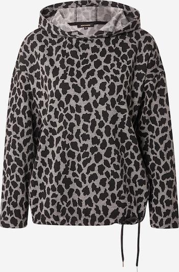 MORE & MORE Sweatshirt in grau / schwarz, Produktansicht