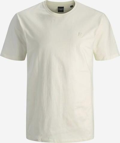 természetes fehér Jack & Jones Plus Póló, Termék nézet