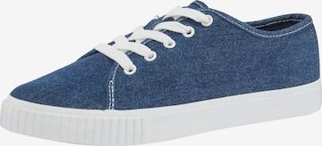 TIMBERLAND Sneaker 'Skyla Bay' in Blau