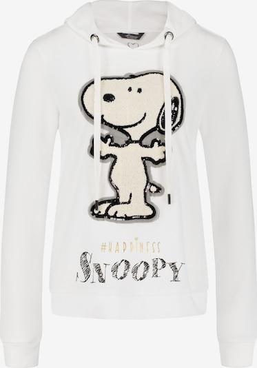 PRINCESS GOES HOLLYWOOD Kapuzensweater in weiß, Produktansicht