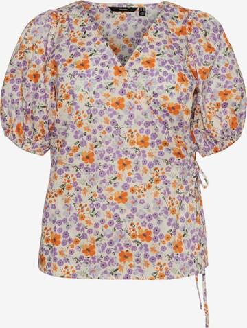 Vero Moda Curve Bluse in Mischfarben
