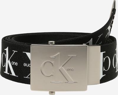 Calvin Klein Opasek - černá / bílá, Produkt