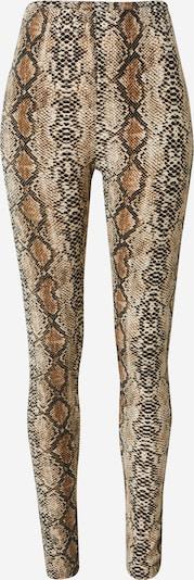 KAREN BY SIMONSEN Leggings in beige / sand / braun / schwarz, Produktansicht