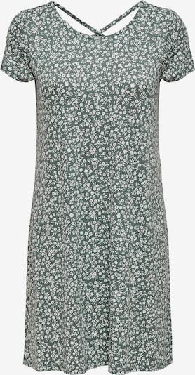 ONLY Kleid  'Bera' in mint / weiß: Frontalansicht