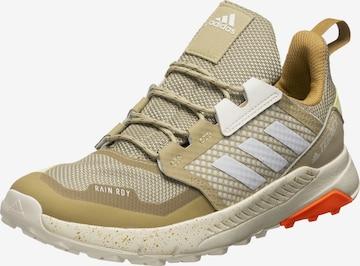 Chaussures basses adidas Terrex en beige