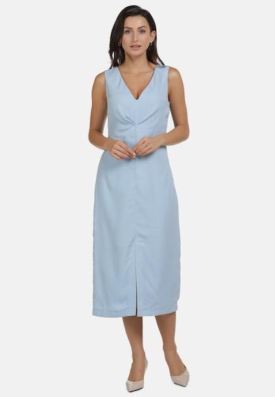 Rochie usha BLACK LABEL pe albastru deschis, Vizualizare model