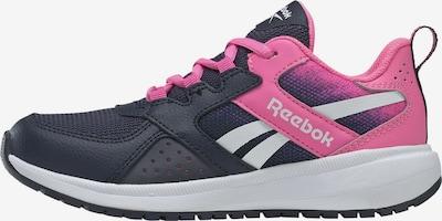 Reebok Classic Sneakers in de kleur Donkerblauw / Lichtroze / Wit, Productweergave