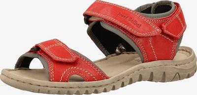JOSEF SEIBEL Sandale in rot, Produktansicht