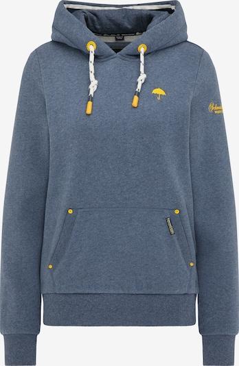 Schmuddelwedda Sweatshirt in taubenblau, Produktansicht