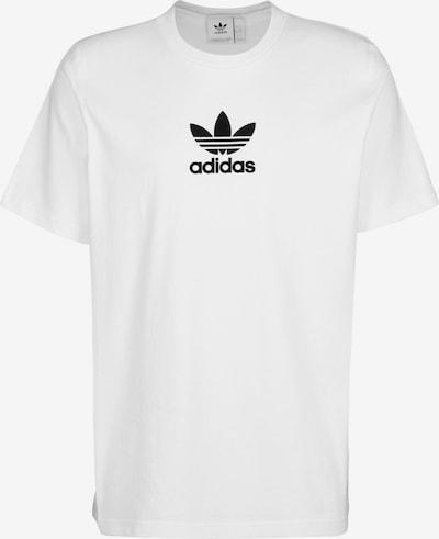 fekete / fehér ADIDAS ORIGINALS Póló 'Adicolor Premium', Termék nézet