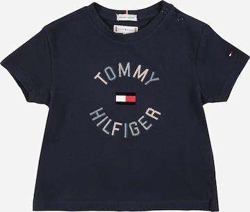 TOMMY HILFIGER T-Shirt in Blau