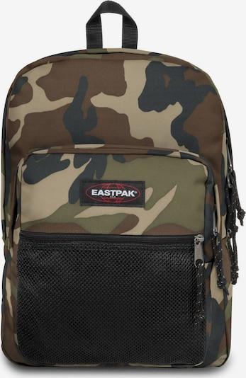 EASTPAK Rucksack 'PINNACLE' in khaki / oliv / schilf, Produktansicht