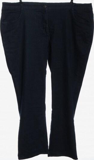 Ulla Popken Stretch Jeans in 43-44 in schwarz, Produktansicht